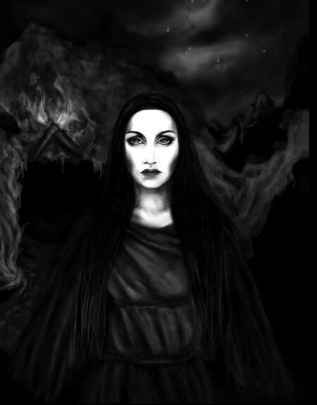 QUEEN OF HELL HEKATE GATE KEEPER