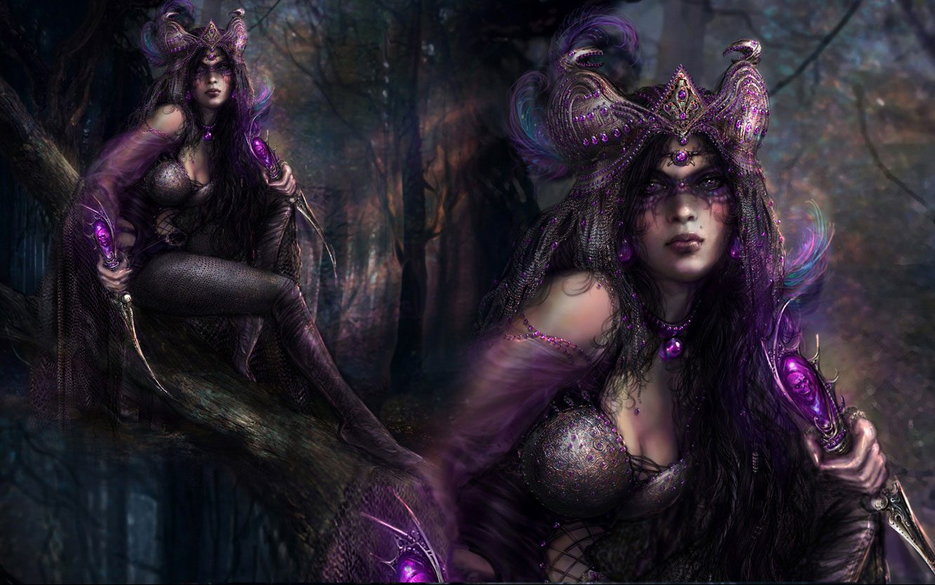 NAAMAH THE DAUGHTER OF LILITH