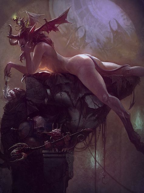 THE WHORE OF THE ABYSS