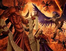 BELIAL KING OF THE EARTH